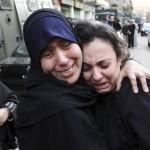 Reizbucnesc violențele între musulmani și creștini în Egipt