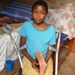 Susan Ithungu o tanara creştina torturata de către tatăl ei musulman