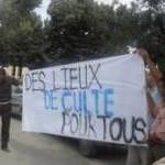 Algeria:O Biserica protestanta vandalizata