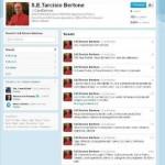 Un mesaj fals de pe Twitter a anunţat că Papa Benedict al XVI-lea a murit
