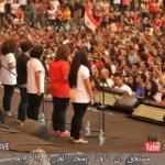 10000 de egipteni adunaţi în deşert pentru a se ruga