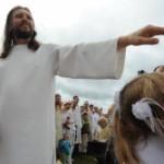 """""""Sfârșitul lumii e aproape"""" Avertizarea lui ISUS din SIBERIA:"""