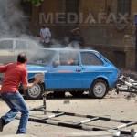 CONFRUNTĂRI între creştini şi musulmani la Cairo