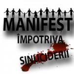 Manifest Impotriva Sinuciderii