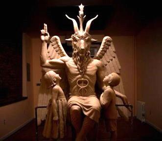 statuia-lui-Baphomet