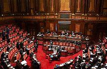 senat italia