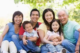 familie chinezi