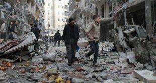Siria: Statul Islamic bombardează biserica chiar în timpul slujbei de Florii. Video