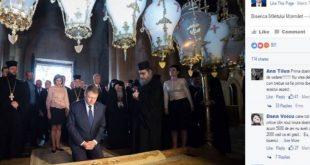 """Klaus Iohannis, somat """"să se exprime pro creştinism"""": """"Dacă nu, ne vom exprima noi pro schimbare, inclusiv a dumneavoastră"""""""