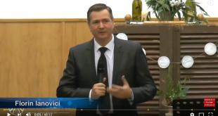 Referitor la retragerea pastorului Florin Ianovici