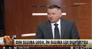 Florin Ianovici a apărut la TV