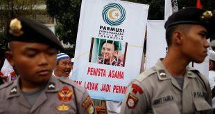 Indonezia: Islamiștii recunosc că au pus presiune pe reprezentanții Poliției pentru a înregistra un caz de blasfemie împotriva guvernatorului creștin