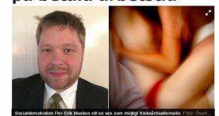 Tarile scandinave fara Dumnezeu:Politician suedez propune ca pauza de masă să fie înlocuită cu pauza de s€x