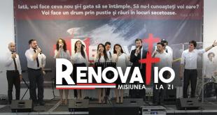 Florin Ianovici: Misiunea Renovatio Romexpo