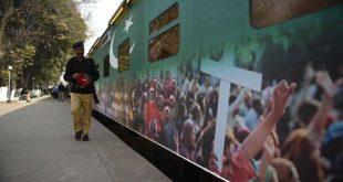 """Creștinii pakistanezi au fost încurajați de """"Trenul Păcii """""""