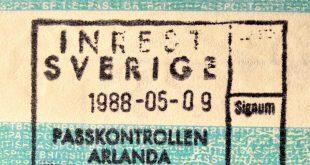 Bun venit in Suedia!, dar dupa… testarea crestinatatii