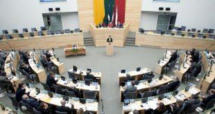 Lituania, una dintre cele mai prospere țări din UE, respinge legalizarea căsătoriilor homosexuale.