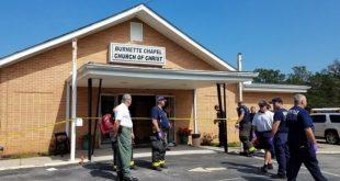 Atac armat într-o biserică din statul american Tennessee! Sunt mai multe victime