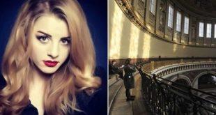 Lidia Drăgescu, românca moartă după ce s-a aruncat de pe o balustradă, într-o catedrală din Marea Britanie, a lăsat două scrisori de ADIO. Ce a făcut-o să recurgă la cumplitul gest