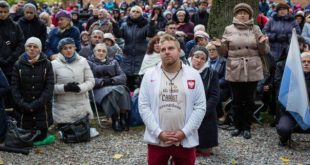 Catolicii din POLONIA, zi de rugăciune la frontierele țării împotriva IMIGRANŢILOR