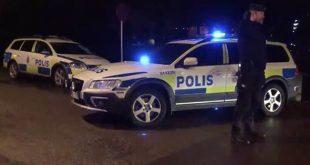 Suedia: Sinagogă atacată cu cocktailuri Molotov de bărbați mascați. VIDEO