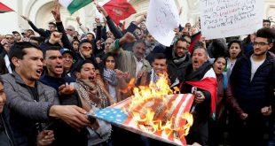 Orientul Mijlociu: Izbucnesc proteste violente după anunțul făcut de Trump