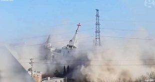 Autoritățile chineze au demolat o biserică evanghelică