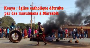 Kenya – biserică atacată de tineri musulmani după arestarea unui lider religios islamic