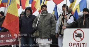 Protest la Ministerul Culturii: Opriți propaganda homosexuală în școli și în instituții de cultură