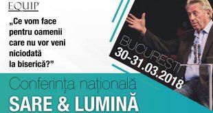 Conferința națională SARE & LUMINĂ