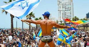 """ISRAEL: Asa se distreaza """"copiii"""" lui Dumnezeu.SODOMA SI GOMORA scrie pe fruntile lor (VIDEO)"""