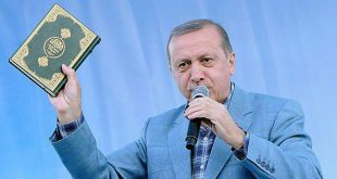Erdogan acuză Occidentul de islamofobie