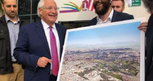 Imaginea templului evreiesc a fost trucată