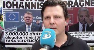Sute de persoane la marșul normalității organizat de Noua Dreaptă: Rușine politicienilor!