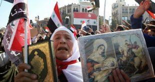 SIRIA – NOUĂ PERSOANE AU FOST UCISE ÎN BOMBARDAMENTELE ASUPRA UNUI ORAȘ CREȘTIN