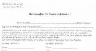 """A ÎNCEPUT și LA NOI NEBUNIA EGALITĂȚII de GEN! În Iași, """"Părinte 1"""" și """"Părinte 2"""" înlocuiesc """"MAMA"""" și """"TATA"""" într-un DOCUMENT OFICIAL"""