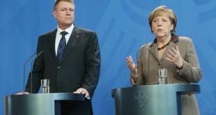 Merkel i-a ordonat lui Iohannis să nu mute ambasada României din Israel la Ierusalim